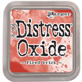Tim Holtz Distress Oxide Ink Pad - Fired Brick - TDO55969